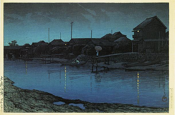川瀬巴水の画像 p1_8