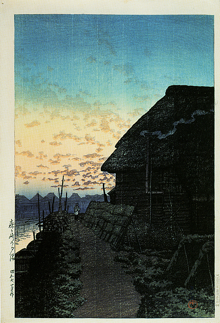 川瀬巴水の画像 p1_21
