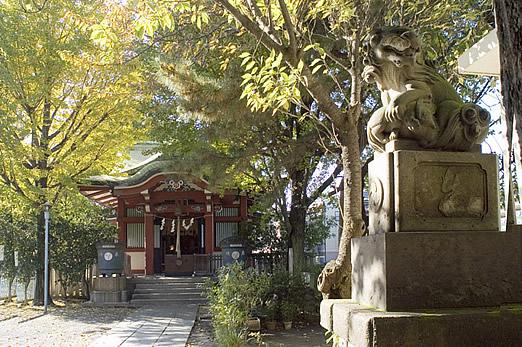 前方八幡社 ■八幡(前方八幡)神社…… 東海道沿いの神社である。創建の年代は建武年... 大田区
